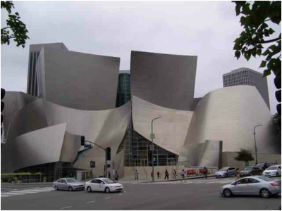 ​Walt Disney Concert Hall - Los Angeles Philharmonic.