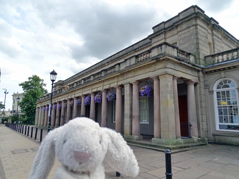 Royal Pump Rooms in Leamington Spa